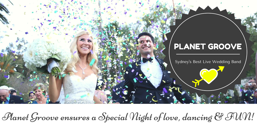 Sydneys Best Live Wedding Band for Hire